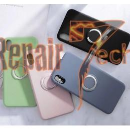 Capa Iphone 7/8 Em Silicone...