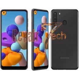 Pelicula Hidrogel Samsung A21
