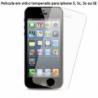 Iphone 5, 5c, 5s ou SE - Pelicula de vidro