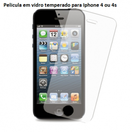 Iphone 4 ou 4s - Pelicula...