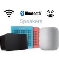 Colunas Bluetooth Sem Fios